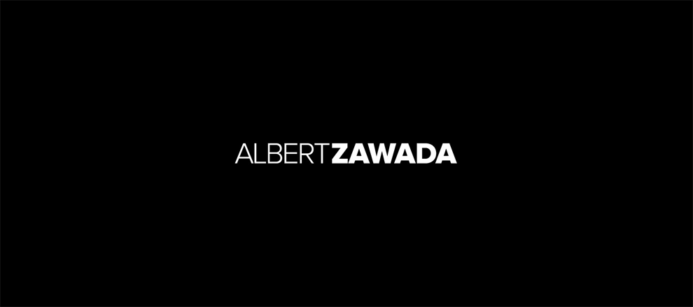 Branding fotograf Albert Zawada