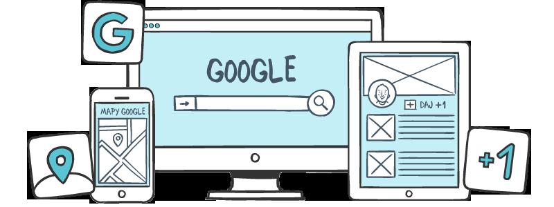 pozycjonowanie google uslugi