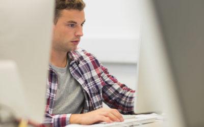 aktualizacja strony internetowej - administracja wordpress