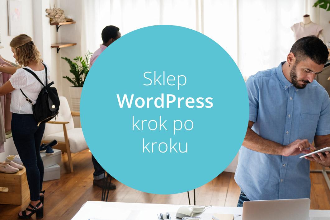 sklep wordpress woocommerce krok pokroku