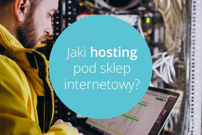 jaki hosting podsklep internetowy