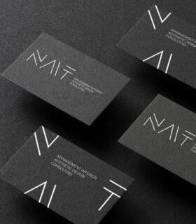 nat aesthetic strona internetow branding